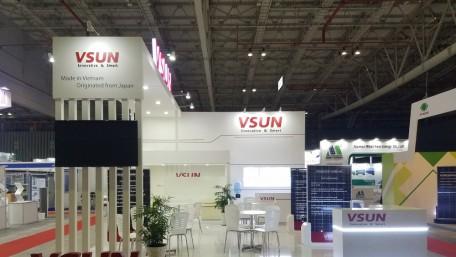Vsun @ Electric & Power Vietnam 2018