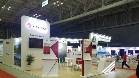 Goodwe @ Electric & Power Vietnam 2018