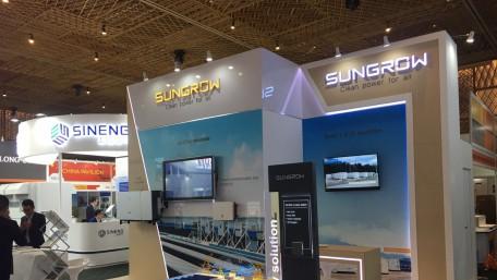 Sungrow @ The Solar show Vietnam 2019