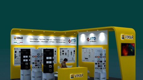 Vimar @ Vietbuild Hanoi 2019