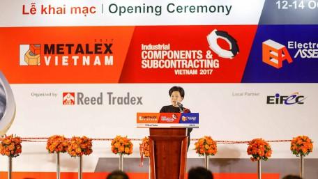 Opening Ceremony @ Metalex Vietnam 2017