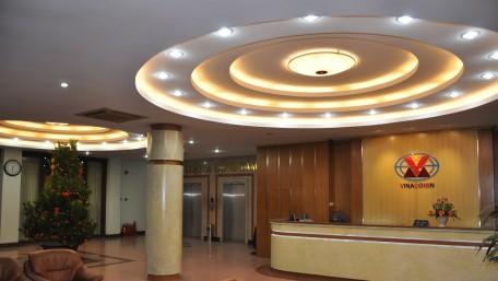 Vinacomin Reception Lobby