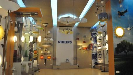 Phillips Lighting Showroom