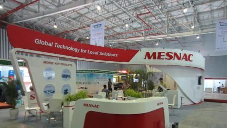Gian hàng Mesnac @ Plastic & Rubber Vietnam