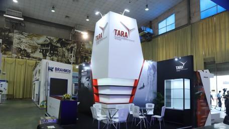 Gian hàng Tara @ Homeland Security Expo Vietnam 2018