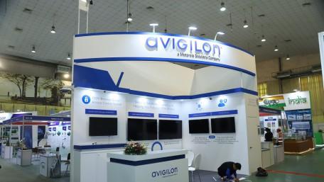 Avigilon @ Homeland Security Expo Vietnam 2018