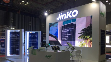 Jinko @ Vietnam ETE 2018