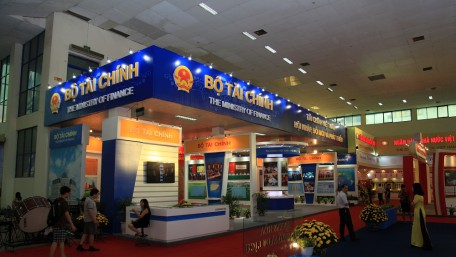 The Ministry of Finance@ Vietnam's Social & Economic Exhibition