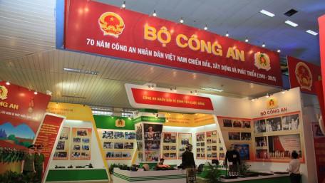 Ministry of Public Security@ Vietnam's Social & Economic Exhibition