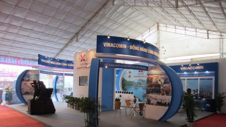 Vinacomin @ Quang Ninh Exhibition