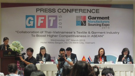 Họp báo gới thiệu Triển lãm GFT
