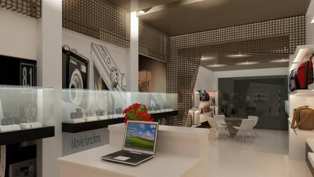 Phan Hoa Showroom