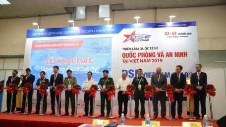 Lễ Khai mạc Triển lãm DSE Vietnam 2019