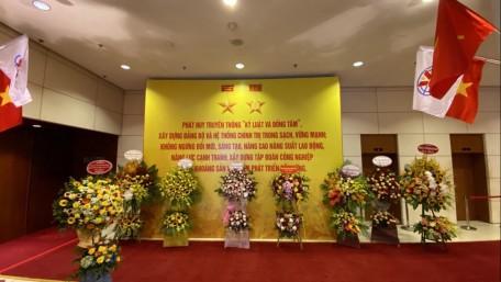 Đại hội đại biểu Đảng bộ tập đoàn Công nghiệp than - Khoáng sản Việt Nam lần thứ III nhiệm kỳ 2020-2025